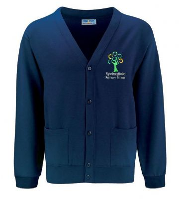 Springfield Primary School Cardigan